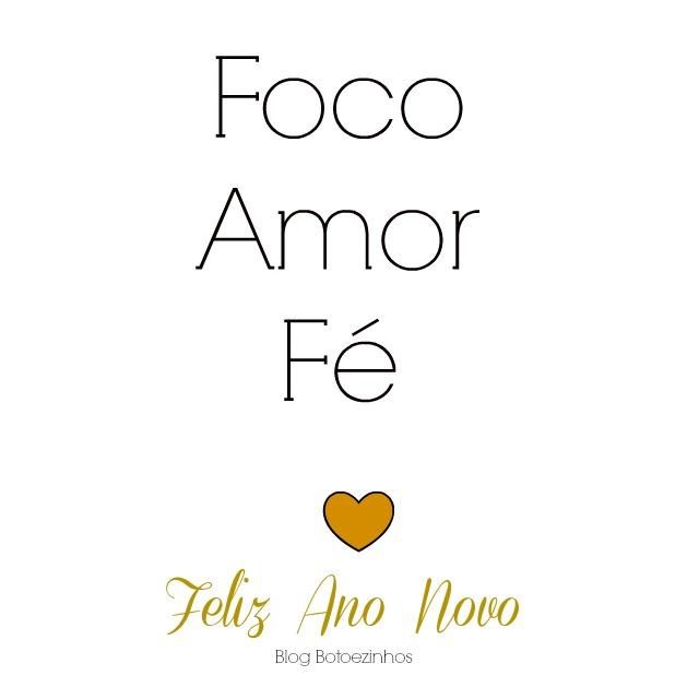 Foco Amor Fe