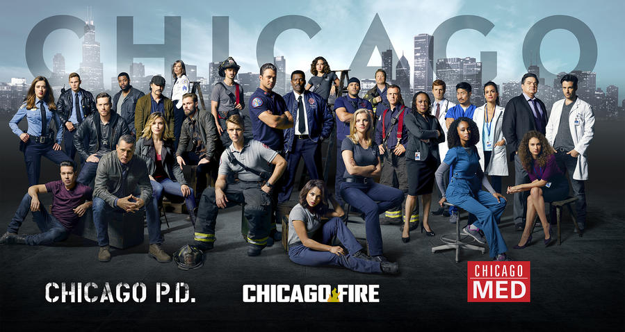 "CHICAGO FRANCHISE -- Pictured: ""Chicago Franchise"" Key Art -- (Photo by: NBCUniversal)"